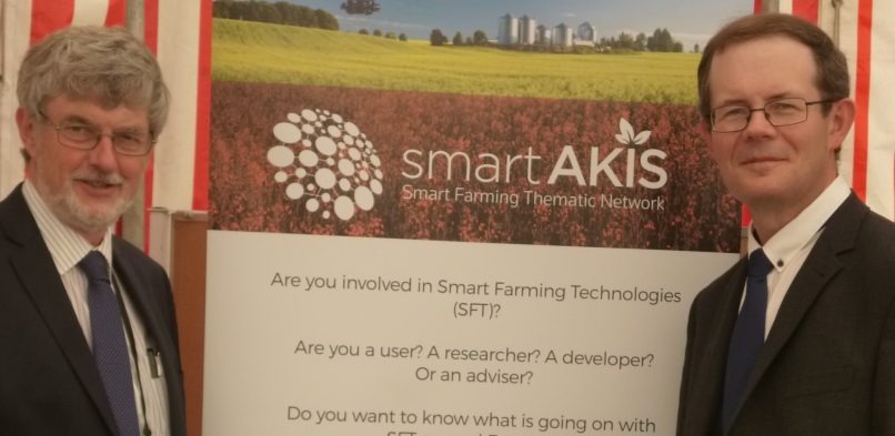 Smart AKIS in CIGR-AgEng 2016