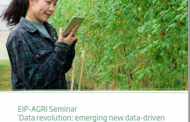 Data revolution: emerging new data-driven business models in the agri-food sector