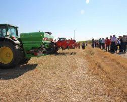 Mapping of Smart Farming Technologies underway