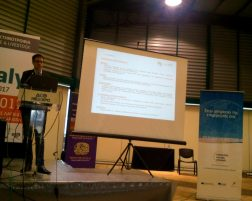 Smart AKIS at AgroThessaly 2017