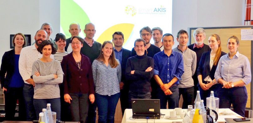 Smart AKIS meeting in Berlin & upcoming Innovation Workshops