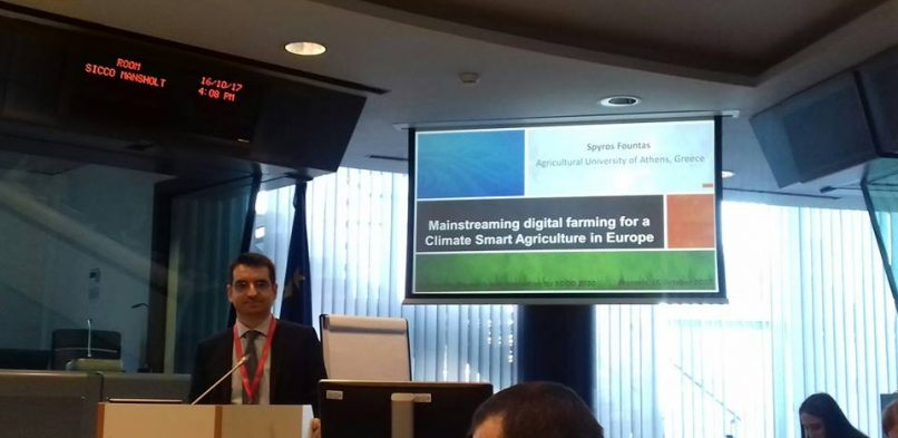 FOOD2030EU: Smart AKIS contributes to the Climate Smart Agriculture debate