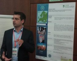 Smart AKIS Poster at Agri-innovation Summit Lisbon 2017
