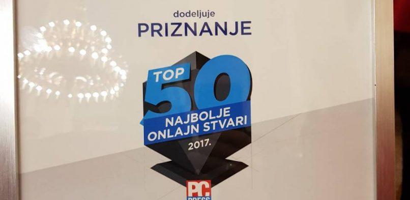 AgroSense Platform, winner of best 2017 app in Serbia