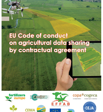 Launch of 'EU Code of Conduct on agricultural data sharing'