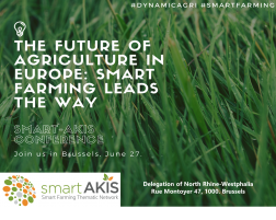 Smart-AKIS Conference: registration is open!