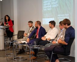 Smart-AKIS Conference: Smart Farming in the future of EU's agriculture